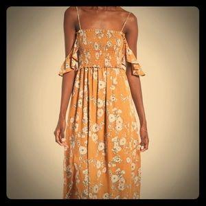 Astr The Label Gauze Dress Floral
